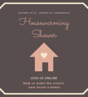 Housewarming Shower Graphic