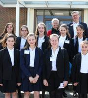 Web Sisters Of St Joseph Sta St  Joseph School France Girls At Avila 1 2018 Square