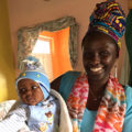 Web Sisters Of St Jospeh Nyakio With One Of Her Many Shelter Kids